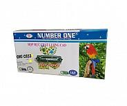 Mực in Oki C833 Yellow  - Hộp mực máy in Oki C833, C833n, C843, C843dn, C823 - Cartridge Oki C833